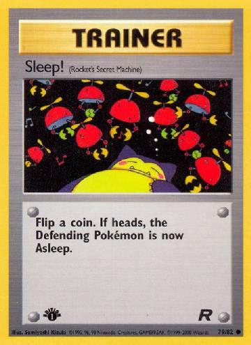 Sleep! (#79/83)