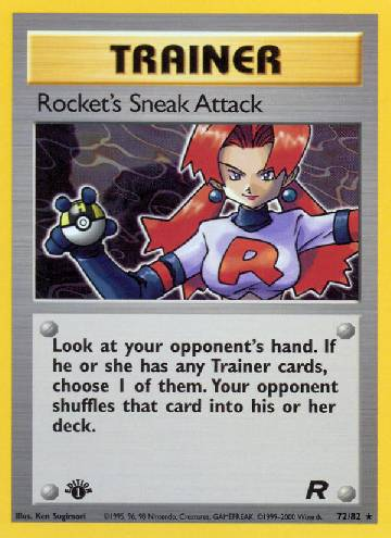 Rocket's Sneak Attack (#72/83)