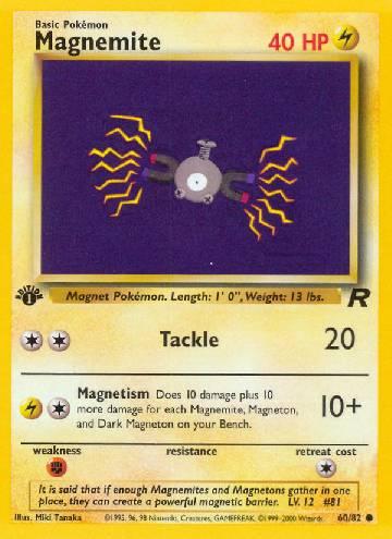 Magnemite (#60/83)