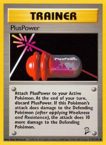 PlusPower (#113/130)