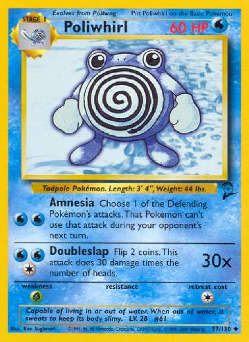 Poliwhirl (#57/130)