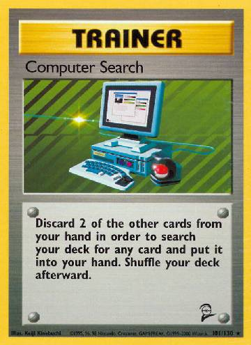 Computer Search (#101/130)