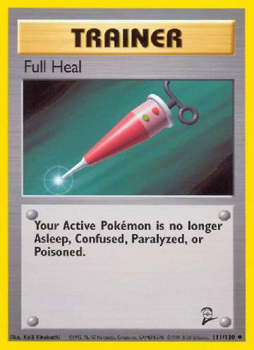 Full Heal (#111/130)