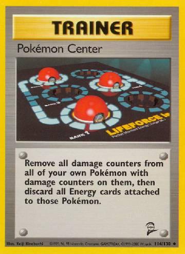 Pokémon Center (#114/130)