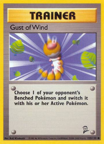 Gust of Wind (#120/130)