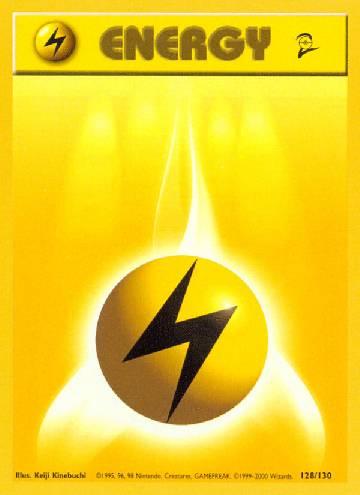 Lightning Energy (#128/130)
