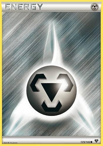 Metal Energy (#139/146)