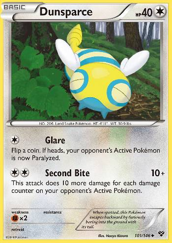 Dunsparce (#101/146)