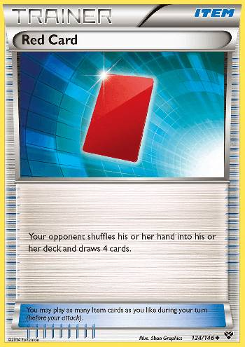 Red Card (#124/146)