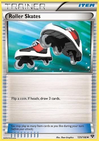 Roller Skates (#125/146)