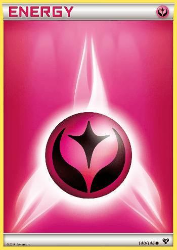Fairy Energy (#140/146)