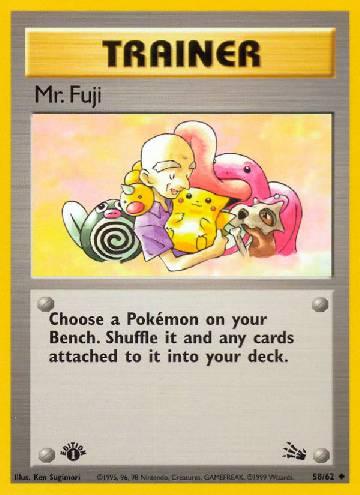 Mr. Fuji (#58/62)