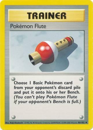 Pokémon Flute (#86/102)
