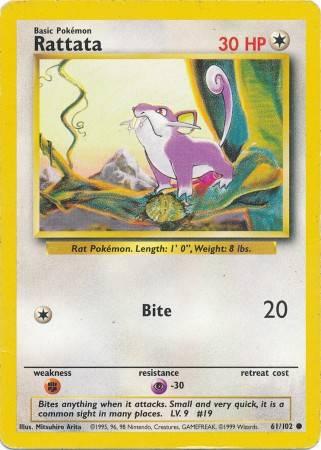 Rattata (#61/102)