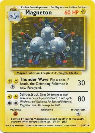 Magneton (#9/102)