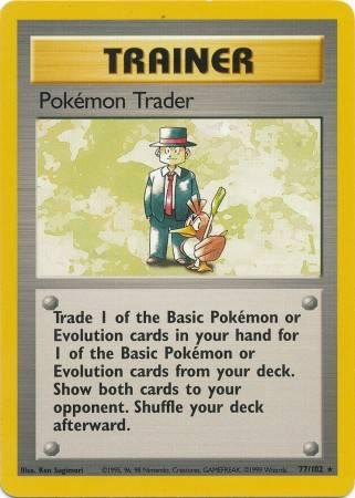 Pokémon Trader (#77/102)