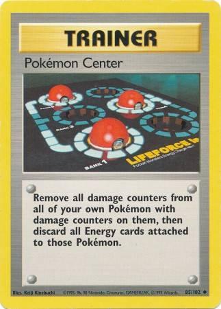 Pokémon Center (#85/102)