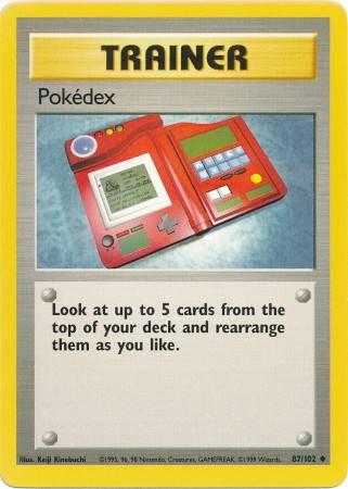 Pokédex (#87/102)