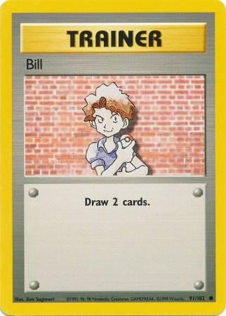 Bill (#91/102)