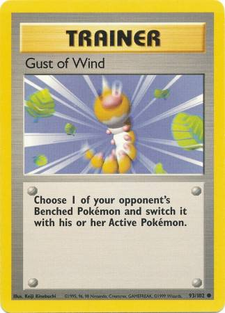 Gust of Wind (#93/102)