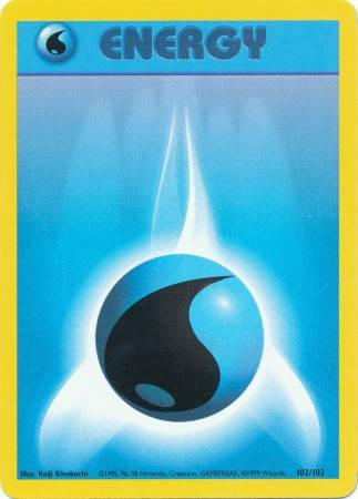 Water Energy (#102/102)