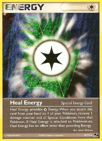 Heal Energy (#8/17)