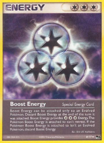 Boost Energy (#8/17)