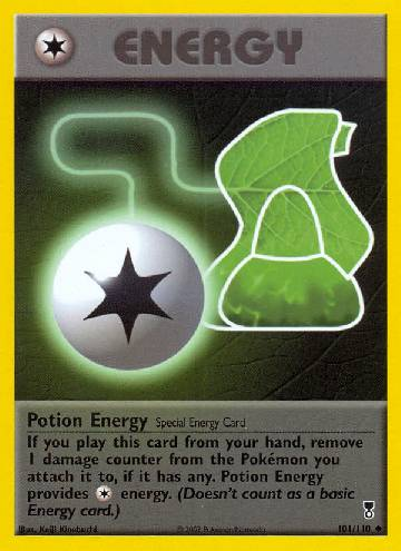 Potion Energy (#101/110)