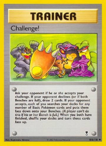 Challenge! (#106/110)