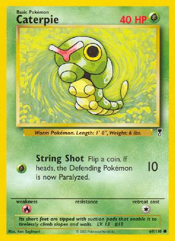 Caterpie (#69/110)