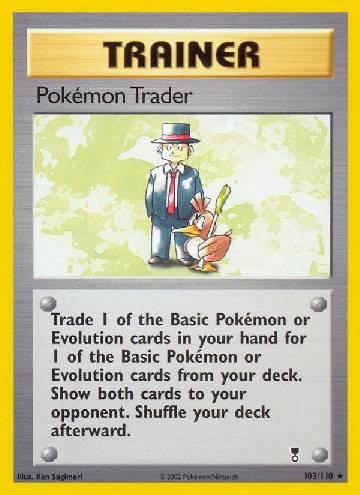 Pokémon Trader (#103/110)