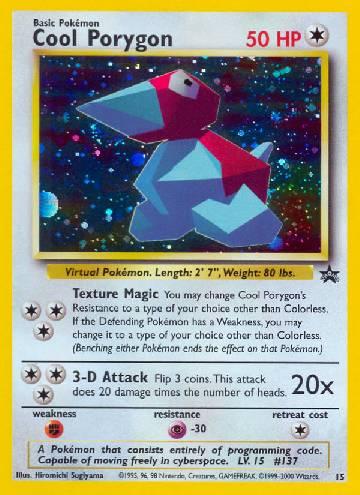 Cool Porygon (#15/53)