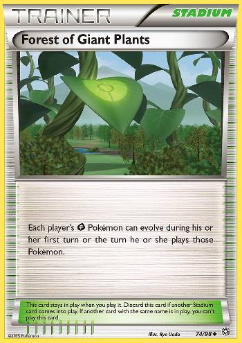 Floresta das Plantas Gigantes / Forest of Giant Plants (#74/98)