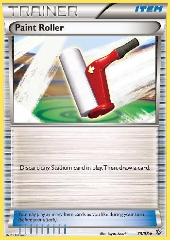Paint Roller (#79/98)