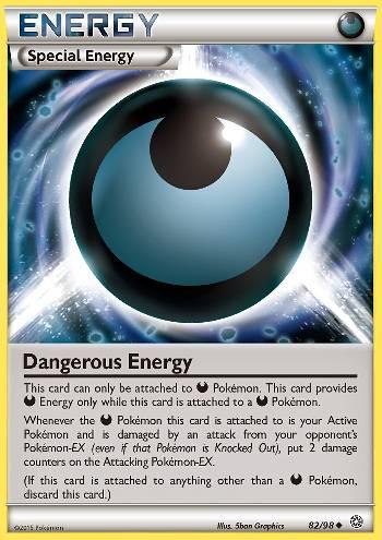 Dangerous Energy (#82/98)