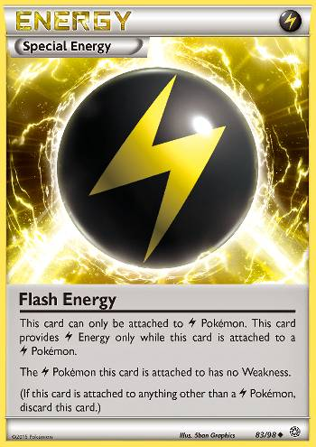 Flash Energy (#83/98)