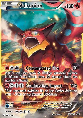 Volcanion (#XY185/∞)