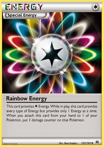 Rainbow Energy (#152/162)