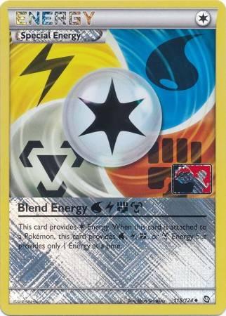 Blend Energy WLFM (#118/∞)