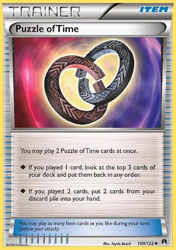 Puzzle of Time (#109/122)