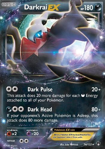 Darkrai-EX (#74/122)