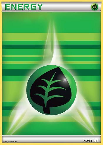 Grass Energy (#75/83)