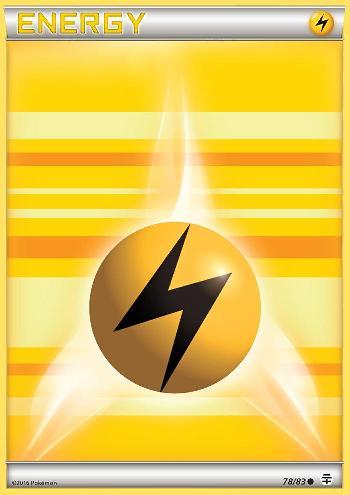 Lightning Energy (#78/83)