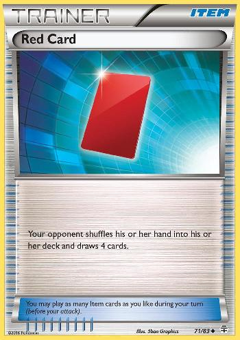 Red Card (#71/83)
