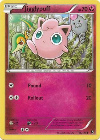 Jigglypuff (#65/124)