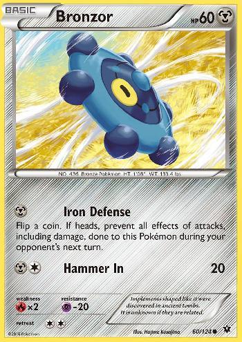 Bronzor (#60/124)