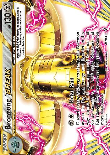Bronzong TURBO / Bronzong Break (#62/124)