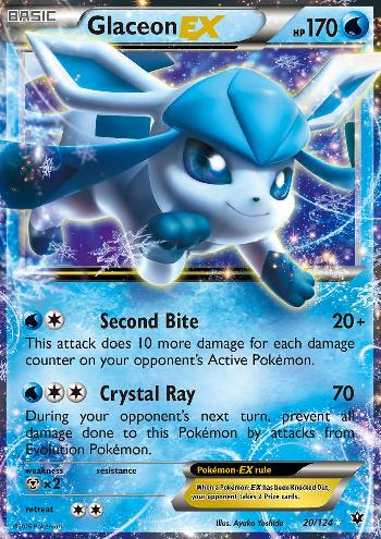 Glaceon-EX (#20/124)