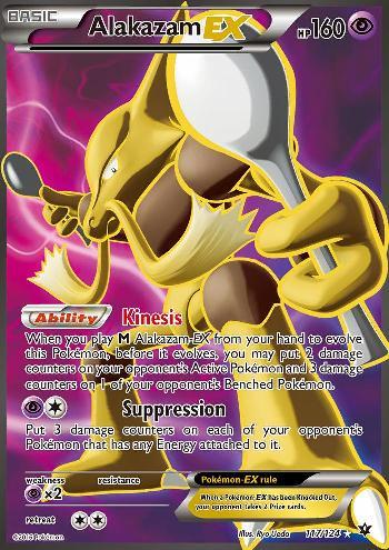 Alakazam-EX (#117/124)