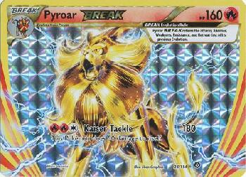 Pyroar Break (#24/116)